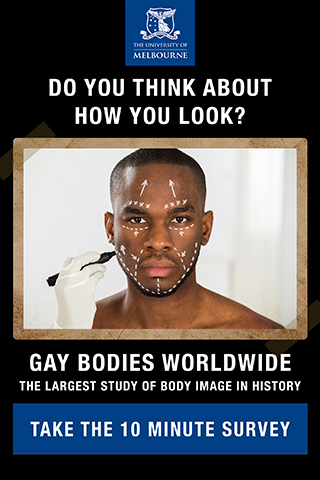 Advertisement #5 for Gay Bodies Worldwide