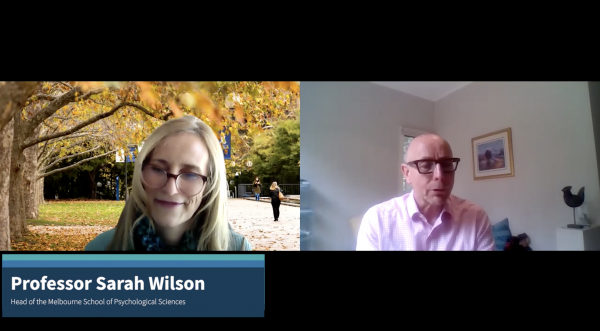 Sarah Wilson and Allan Tait - In Conversation With