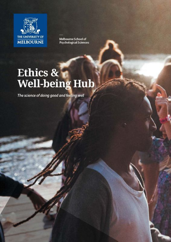Ethics and Well-being Hub